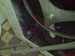 Polar Dafne PDH585 - świecą się wszystkie lampki, nie wiruje