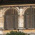 wiekowe okiennice #rzym #roma #włochy #italia #zatybrze #trastevere #okno #okna