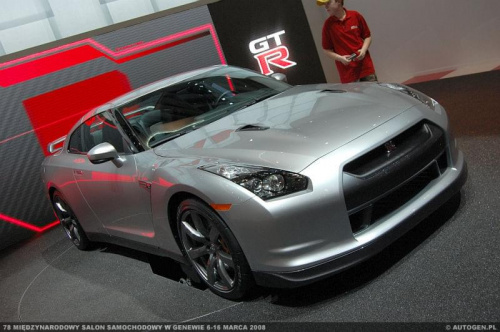 Nissan GT-R / www.autogen.pl