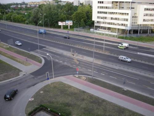 2008-06-12 Budowa wiaduktu nad Rondem Dudajewa
