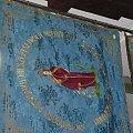 Sztandar z Patronką #sztandar #Katarzyna #kolej #muzeum #dni #techniki #kolejowej