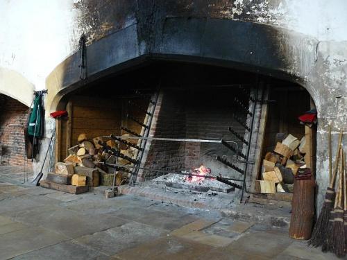 Rozen w kuchni Tudorow #Hampton #Londyn #Tudor
