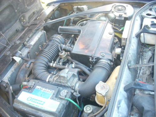 Silnik 2.0 DOHC Lancia Beta #silnik #DOHC #Lancia #Beta #Beta2000