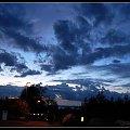 #Chmury #ZachodSlonca