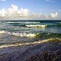 KUBA-widok z plaży w Varadero #Karaiby #Kuba #morze