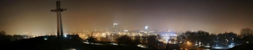 Gdańsk nocą #GdańskDenzing