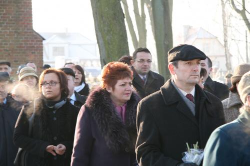 Mieszkańcy mista i regionu.