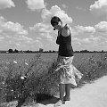 Klaudi :) gdzieś koło zamośćia :D #Klaudia #Mudulinek