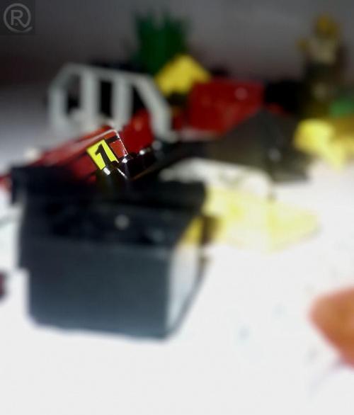 lego #widok #efekt #Tilt #shift #klocki #lego #zabawki #kolory #wyostrzanie #corel #zdjęcie #fotografia #grafika #efekty #obróbka #zamazywanie