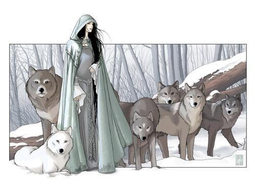 Pani wilków XIII