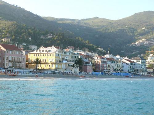 Alassio #Liguria #Włochy #Wybrzeże