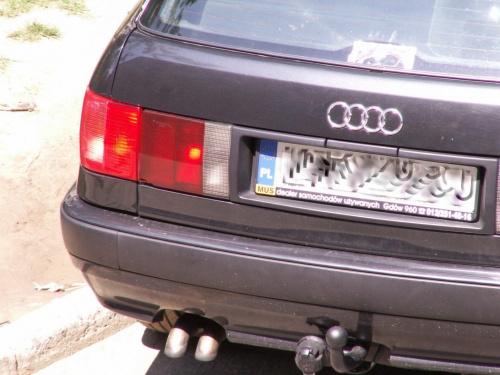Nasze nowe auto rodzinne: Audi 80 B4 Avant '95 TDI #audi #avant