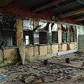 Kasy biletowe, tutaj czas zrobił swoje.. #zona #chernobyl #czarnobyl #pripyat #prypec #pks #opuszczone #promieniowanie #katastrofa