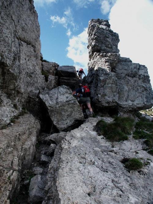 Radove skaly - Masyw Siwego Wierchu #góry #masyw #mountain #Siwy #Tatry #Zachodnie